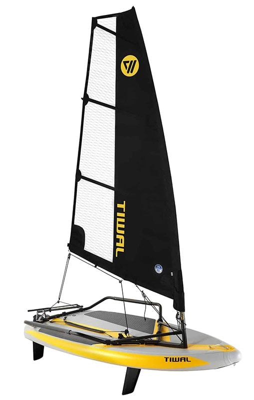Inflatable Sailboat Tiwal 3