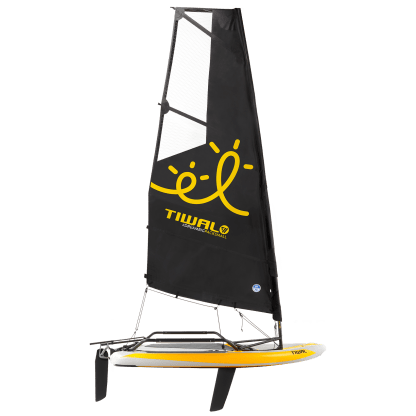 Tiwal3 Sailboat with Reefable Sail