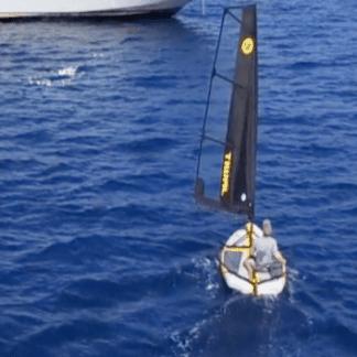Tiwal is onboard Motor Yacht Grey Matters
