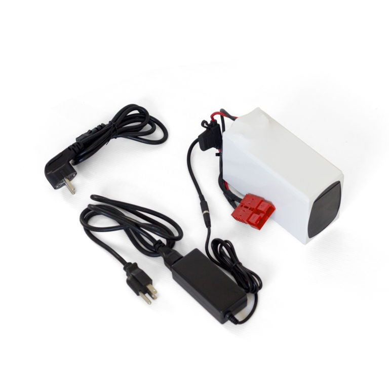 Batterie plomb acidepour gonfleur électrique haute pression