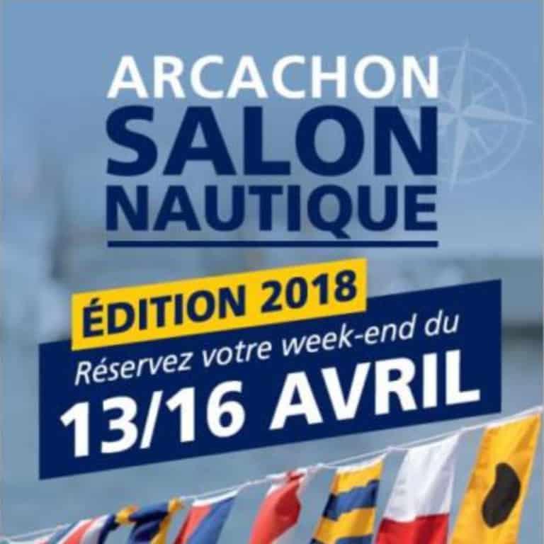 Salont Nautique d'Arcachon 2018