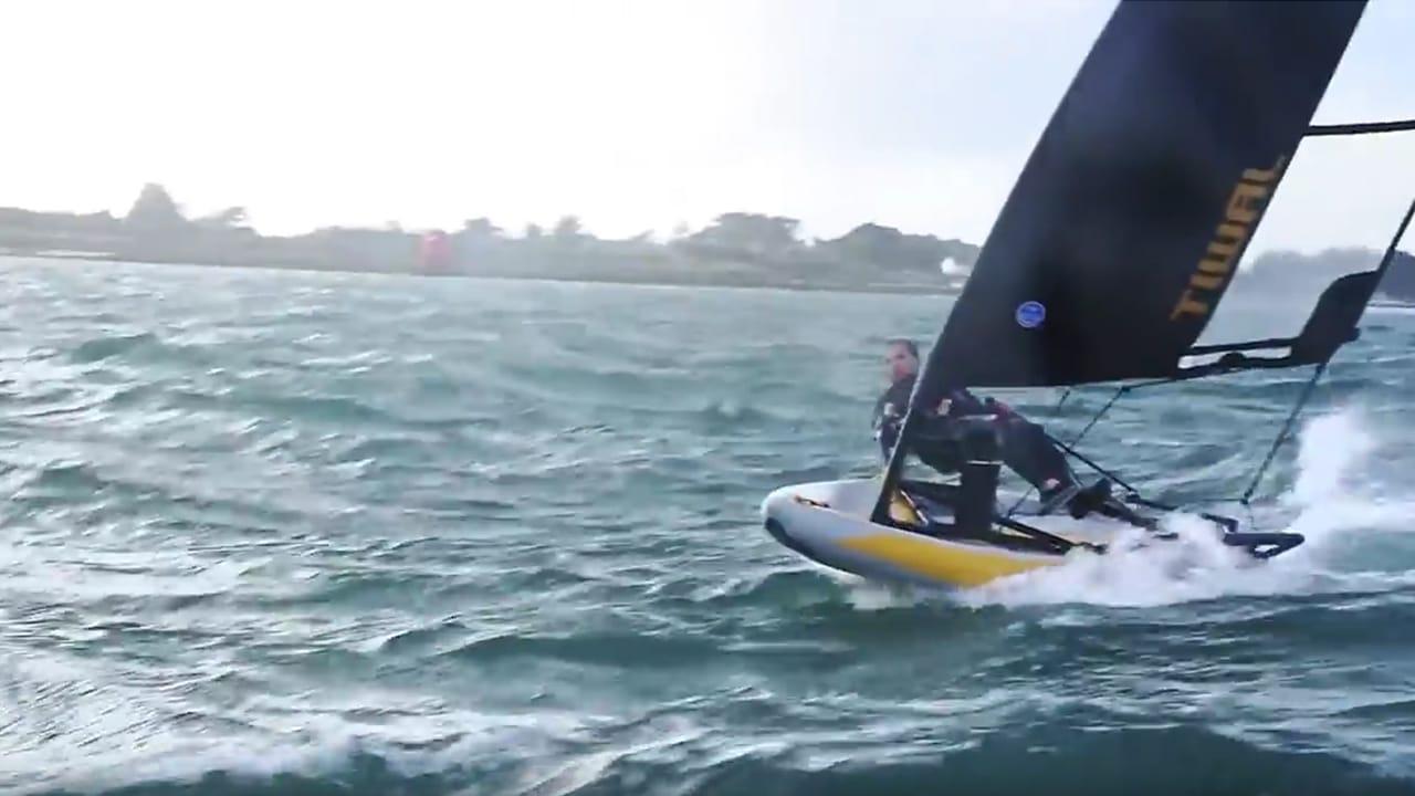 video navigation sportive Tiwal3