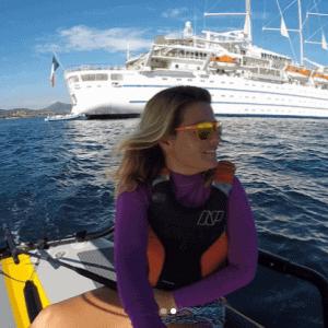 tiwal club med 2 boat