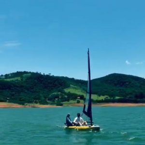 tiwal inflatable sailboat brazil