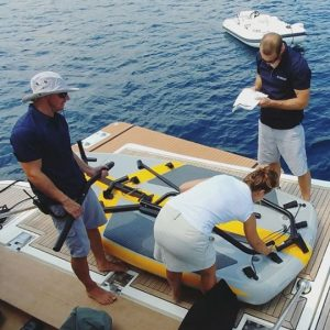 Tiwal 3 fun water toy for superyachts