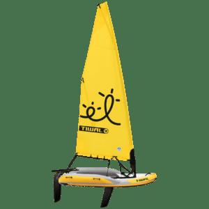 Tiwal 2 Inflatable Small Sailboat
