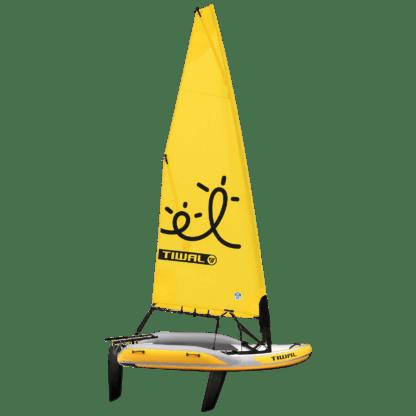 Voilier gonflable transportable Tiwal 2